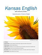 Kansas English v.101, cover image